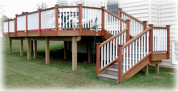 Milford PA Custom Deck Builder and General Contractor
